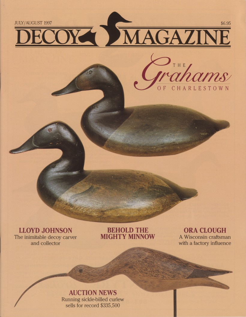 Decoy Mag cover