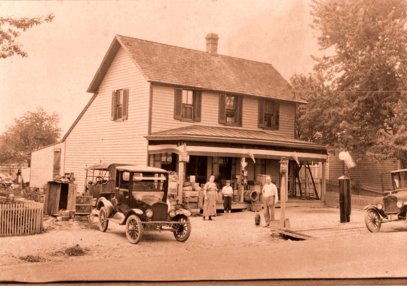 Graham Store 1920s