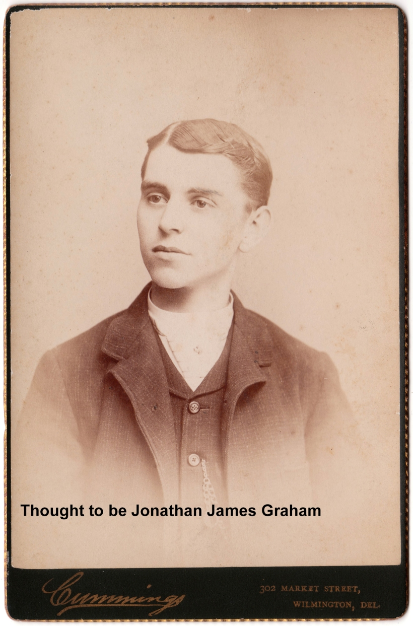 JJ Graham maybe